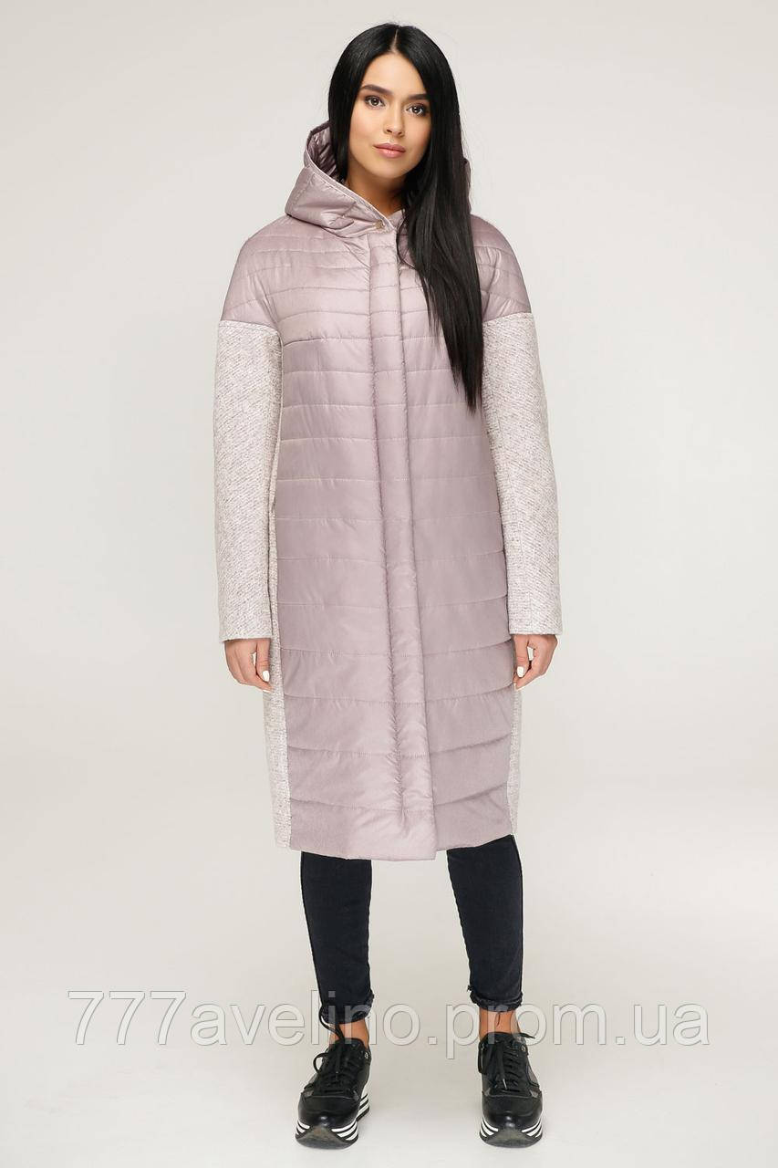 Женская демисезонная куртка пальто