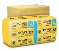 Утеплитель Isover скатная кровля 100 мм (7.137 кв м / уп) 24 рул.