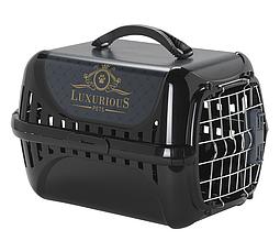 Переноска для собак и кошек Moderna Trendy Runner Luxurious Pets IATA