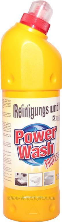 Средство для чистки унитазов Power Wash (цитрус), 750 мл