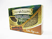 Жгутовое мыло - мочалка «Кофе – корица »