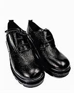 Женские туфли из натуральной кожи на небольшом каблуке LEXI  297U880