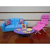 Кукольная мебель Глория Gloria 2014 Фантастическая Семейная гостиная, фото 2