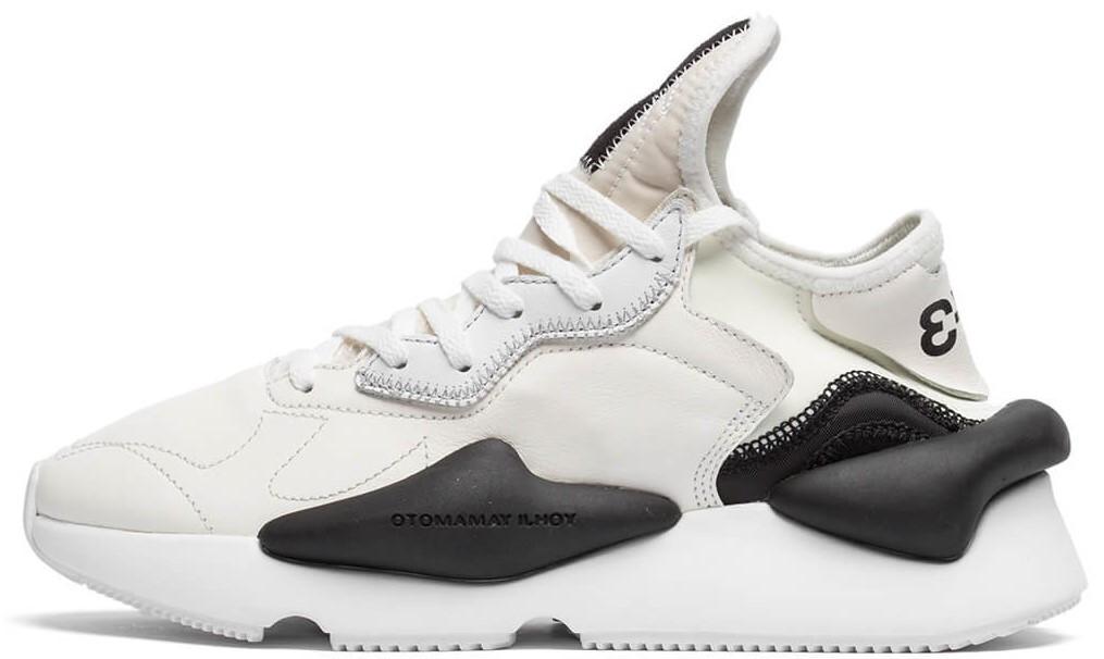 "Мужскиекроссовки adidas Y-3 Kaiwa ""White"" (Адидас Каива) белые"