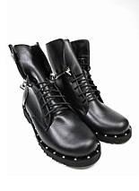 Демисезонные  ботинки из натуральной кожи  LEXI3017, фото 2
