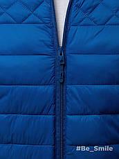 Куртка мужская синяя (весна-осень) , фото 3