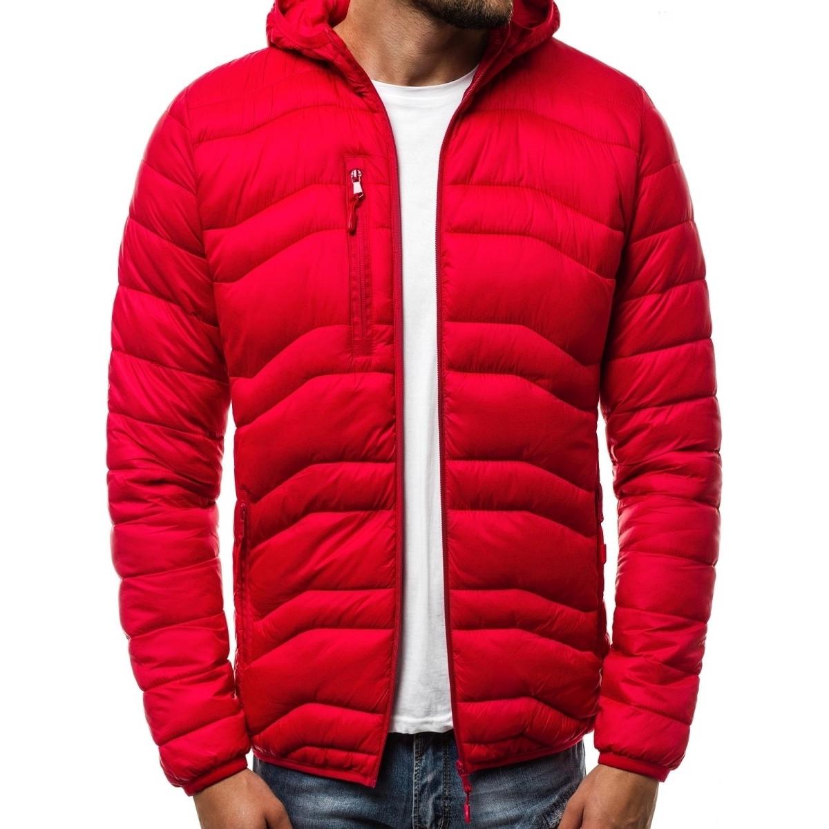 daa7dace433c Куртка Мужская Красная (весна-осень) — в Категории