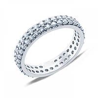 Серебряное кольцо дорожка 1755 1755