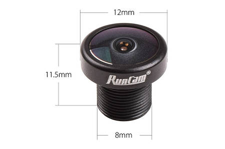 Линза M8 2.1мм RunCam RC21M для камер Racer, Swift Micro 1/2/3, фото 2