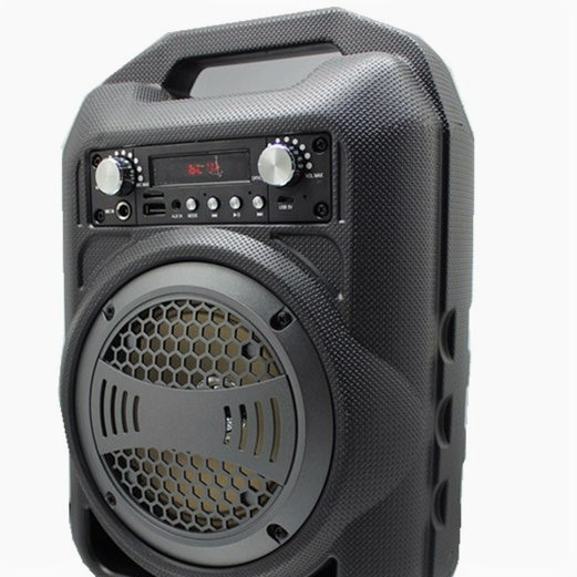 Портативная Bluetooth колонка BS-12 SUPER BASS SPEAKER с подсветкой