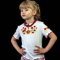 Вышитая рубашка для девочки | Вишита сорочка для дівчинки