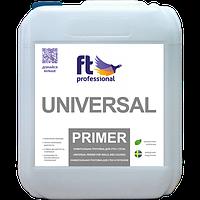 Универсальная грунтовка для фасада и интерьера FT Pro 10 л