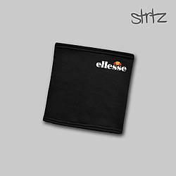 Теплый горловик Ellesse черного цвета  (люкс копия)