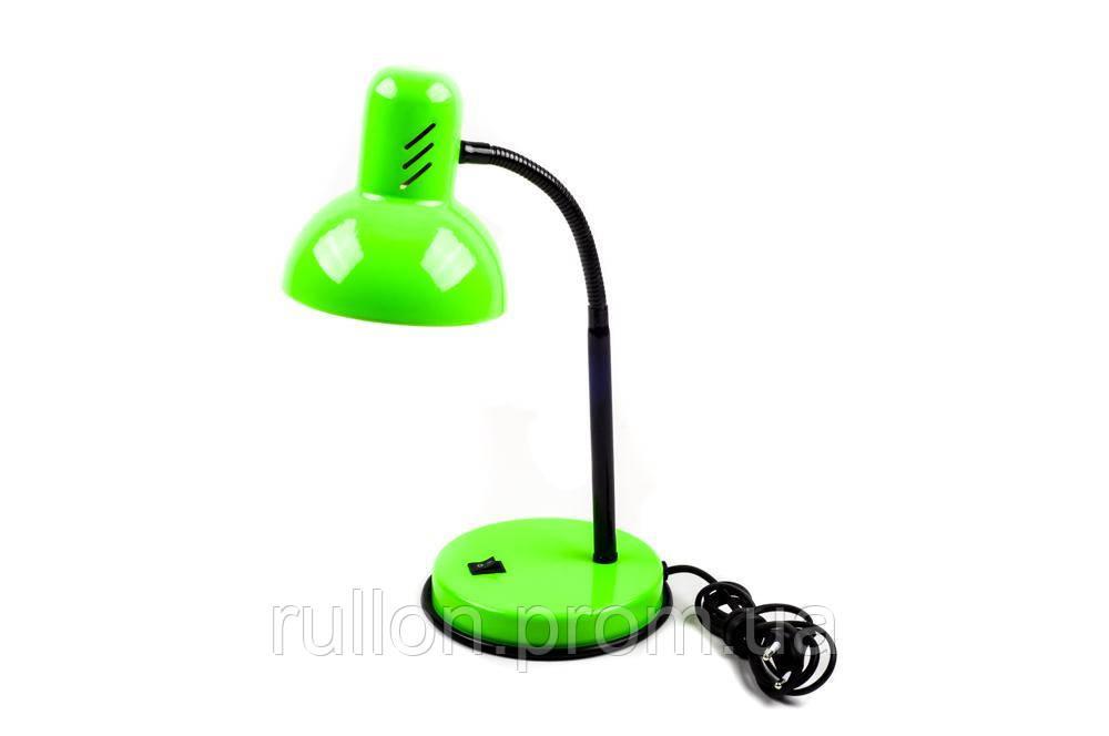 Настольная лампа Loga L-100 Салатовая