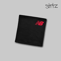 Теплый горловик New Balance черного цвета  (люкс копия)