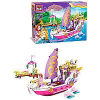 Конструктор Brick 2609 Корабль принцессы, фото 1
