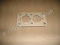 Прокладка корпуса карбюратора ВАЗ 2101 текстолит с бумагой