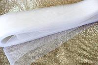 Регилин белый (кринолин)  Ширина 12см*1м