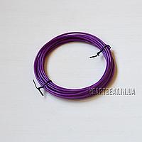 Запасной кабель для скоростной скакалки (фиолетовый, 305 см.)