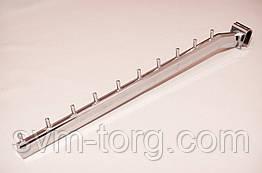 Флейта овальная на овальную дугу с изгибом