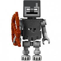 Конструктор Bela 10811 Майнкрафт Полярное иглу  (аналог Lego Minecraft 21142), фото 3