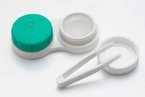 Дорожные наборы, контейнеры, пинцеты, присоски для контактных линз