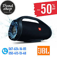 Беспроводная Bluetooth Колонка JBL Booms BOX mini BASS 10