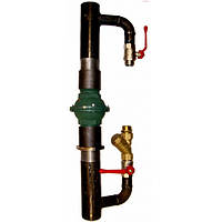 Байпас для систем отопления DN 40 клапан/длинный
