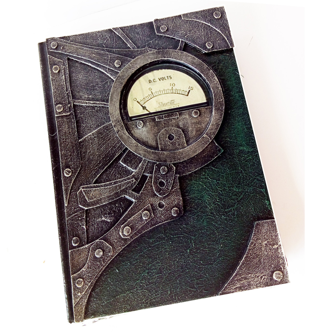4cfd7dcc52df Блокнот ежедневник в стиле стимпанк Оригинальный подарок мужчине ...