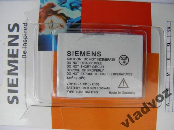 Аккумулятор для siemens c65, cx65, cx70, m65, c75 копия, фото 2