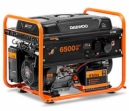 Бензиновый электрогенератор Daewoo GDA 7500E