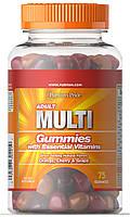 Мультивитамини для взрослых ,75 желейных таб.