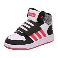 Сникерсы хайтопы высокие детские кроссовки Adidas EUR 22 14 см Оригинал США