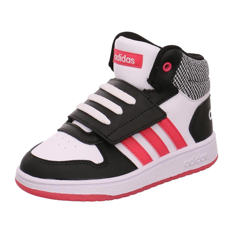 Сникерсы хайтопы высокие детские кроссовки Adidas EUR 22 14 см Оригинал США 64334199b19