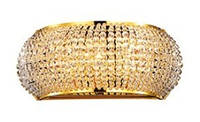 Бра Ideal Lux Pasha AP3 oro 82288