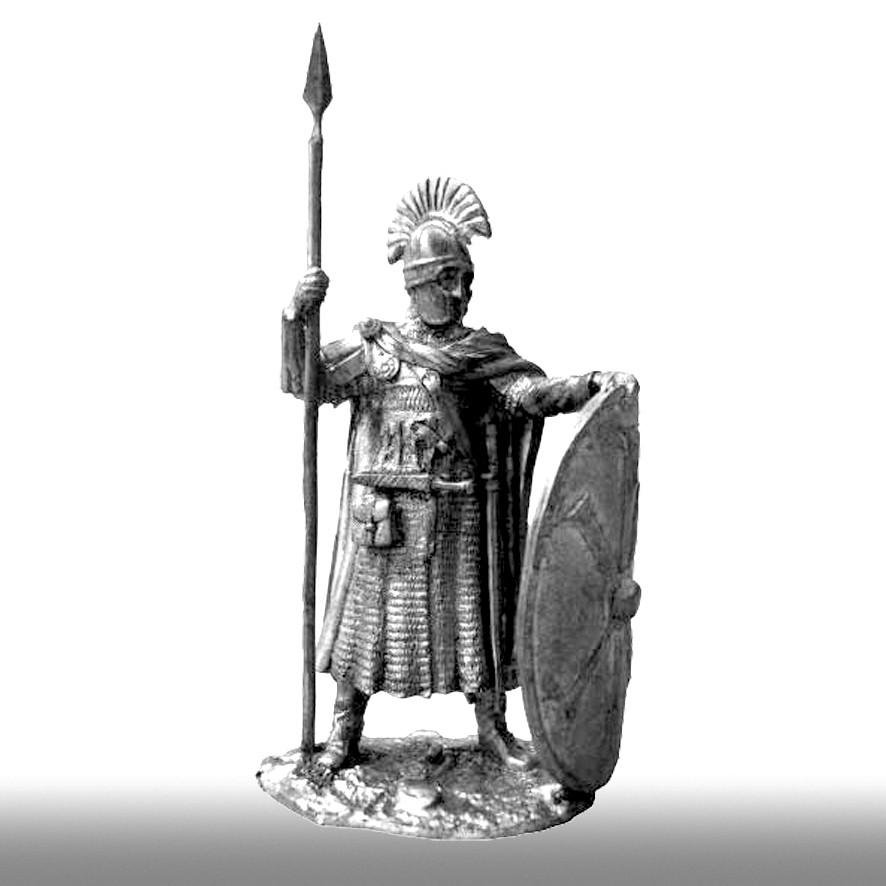 Пехотный офицер, VI век до н. э.