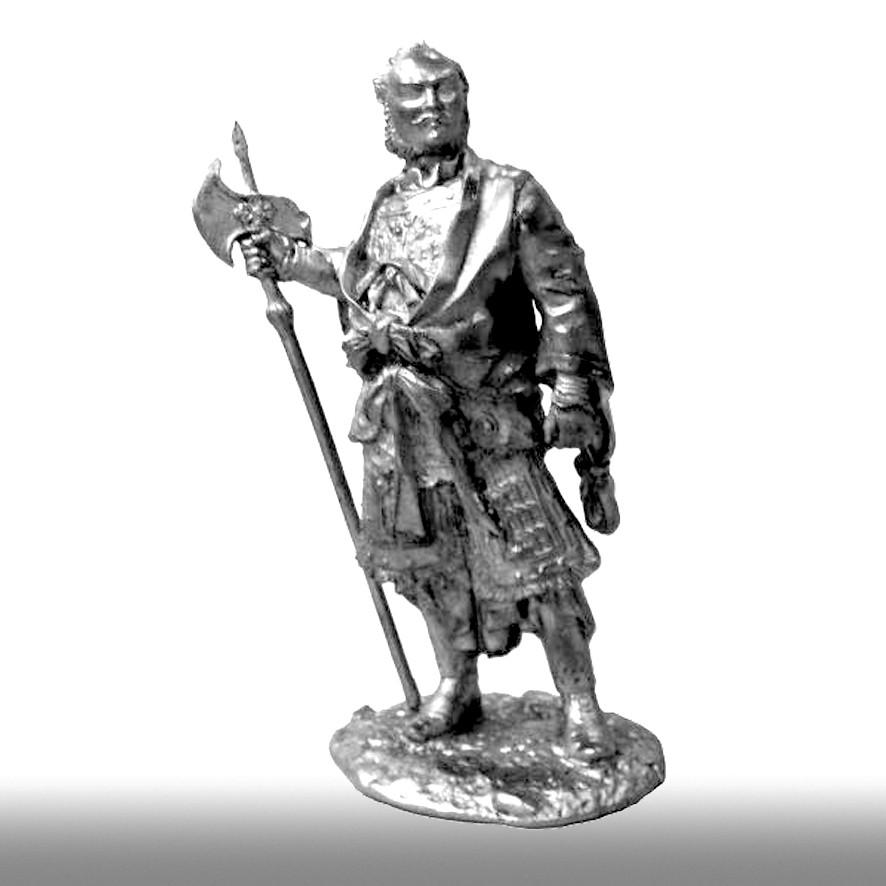 Воин династии Мин, 1368-1644 годы