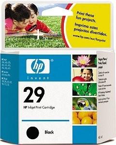Картридж HP 51629A  черный 29 для принтеров HP Deskjet 600c,660c, 670c, 690c, 691c, 693c, 694c…