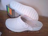 Обувь медицинская кожаная, фото 6