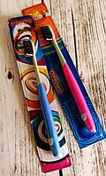 Зубная щетка бамбуковая детская NANO. В индивидуальной упаковке