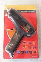 Клеевой электрический пистолет 11 мм InterTools RT - 1011, фото 1