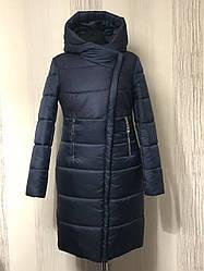 Зимнее женское пальто Марго в расцветках, батал, р.46-56