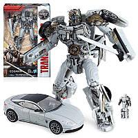 """Трансформеры 5 Когмен """"Последний рыцарь"""" Transformers Knight Premier Edition Deluxe Cogman C2960 Hasbro"""
