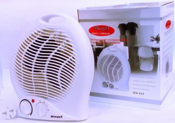 Тепловентилятор (дуйка) Wimpex WX 425 обігрівач