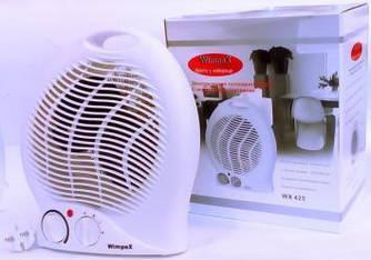 Тепловентилятор (дуйка) Wimpex WX 425 обогреватель