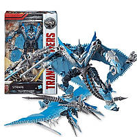 """Трансформеры 5 Стрейф """"Последний рыцарь"""" Transformers Knight Premier Edition Deluxe Strafe C2963 Hasbro"""