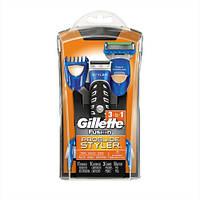 Gillette Fusion ProGlide Styler 3 в 1 (1) мужской станок для бритья