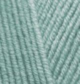 Пряжа для вязания Лана голд 463 мята