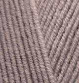 Пряжа для вязания Лана голд 584 кофе с молоком