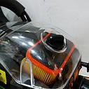 Бензопила Craft-Tec CT-5000 (2 шины 2 цепи) прозрачная крышка, фото 5